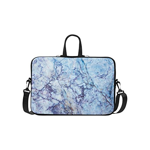 InterestPrint Abstract Marble Laptop Sleeve Case Bag, Marble