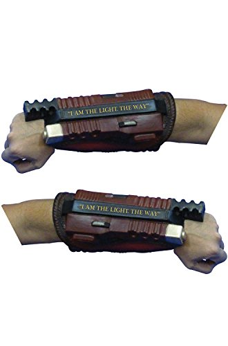 Rubie's Costume Co. Men's Suicide Squad Deadshot Deluxe Gauntlets at Gotham City Store