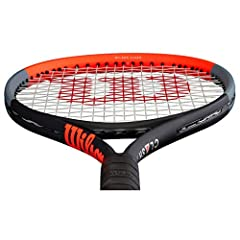 "The next generation of racquets has arrived. This Clash 108 is for players who wany a controllable, powerful, and exceptionally comfortable racquet with a big head. Expecially good for doubles specialists. The Clash ""works"", it's a terrific r..."