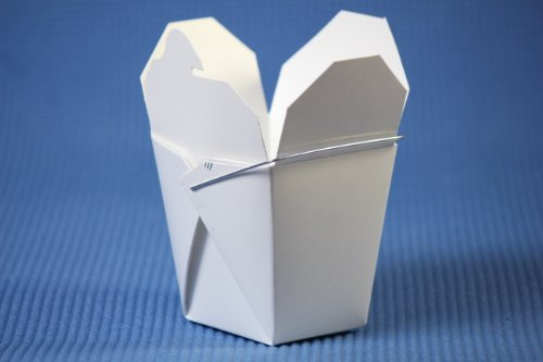 100 Chinese Take Out Box 8oz(wedding Favor/ Gift -