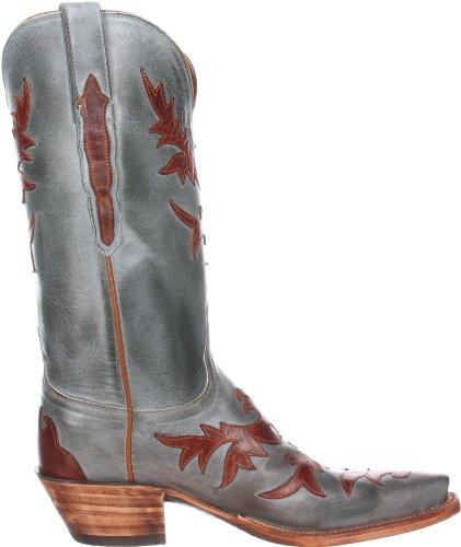 Lucchese Classics Women's L4721 Boot Sky Blue Burnished buy cheap fast delivery discount 2015 1I4WIlya