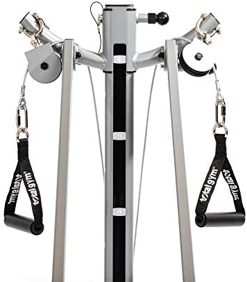 Total Gym APEX G1 Versatile Indoor Home Workout Total Body Strength Training Fitness Equipment with 6 Levels of Resistance and Attachments 5