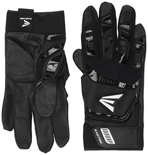 EASTON WALK-OFF Batting Glove Series Pair Adult Youth Baseball Softball 2020 Premium Smooth Leather Palm Lycra for Flexibility Silicone for Structure Look Neoprene Pull Tab Closure