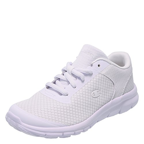 Champion White Girls Performance Gusto Cross Trainer 13 Regular