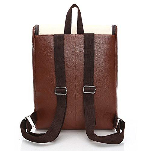 Bolsa De Viaje De La Moda De Los Hombres ASDYO De Varios Colores Opcionales Brown