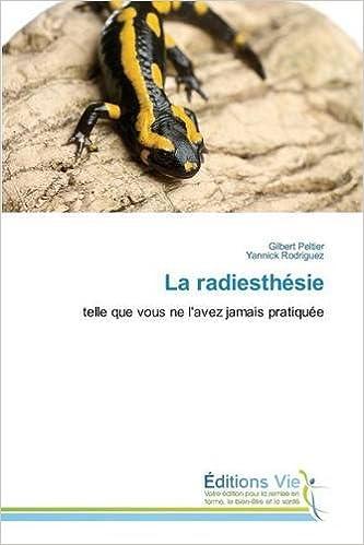 Livre gratuits La Radiesthesie pdf ebook