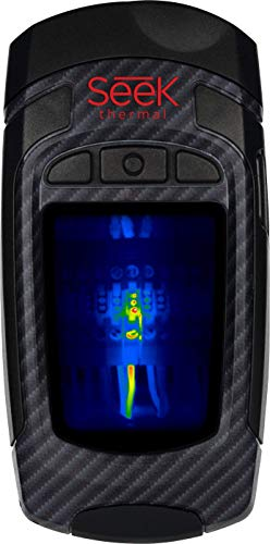 Seek Thermal Revealpro – Ruggedized, High Resolution Thermal Imaging Camera