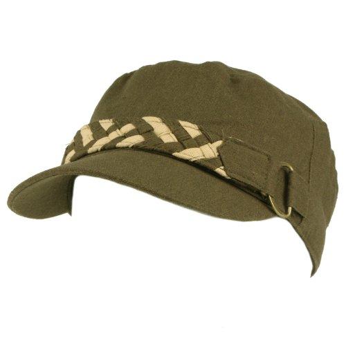 Cotton Woven Cap - 6