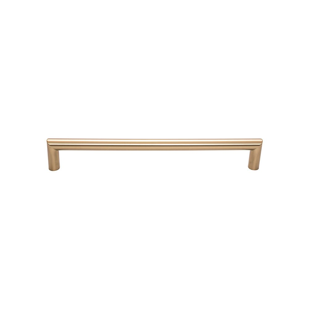 Top Knobs - TK947HB - Kinney Appliance Pull 12'' - Honey Bronze - Lynwood Collection