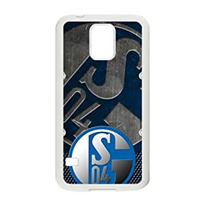FC Schalke 04 Brand New And High Quality Hard Case Cover Protector For Samsung Galaxy S5