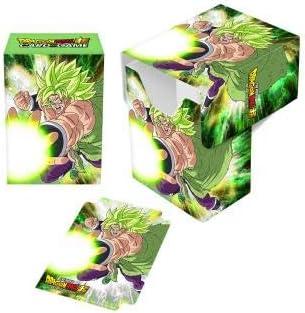 Dragon Ball Super Broly Ultra Pro - Caja para mazo: Amazon.es: Juguetes y juegos