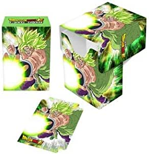 Dragon Ball Super Broly Ultra Pro Printed Art Deck Box