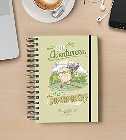 Missborderlike - Agenda 2019 Dia vista - Aventurera