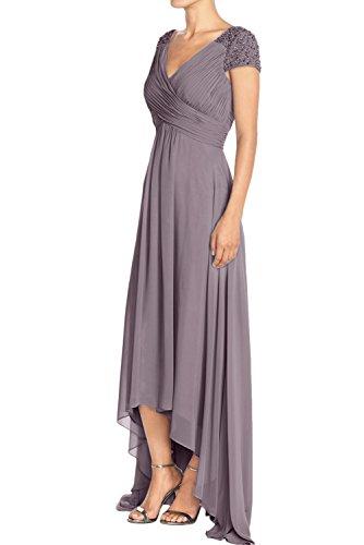 Ivydressing - Vestido - trapecio - para mujer gris