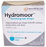 HYDROMOOR SOOTHING EYEDROPS (Hypromellose) Single Dose Units