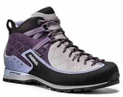 Asolo Jumla GV Approach Shoe - Women's Silver/Lilac, 8.5 by Asolo