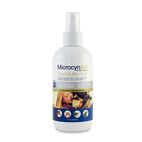 MicrocynAH Wound and Skin Care, 8-Ounce