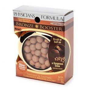 Physicians Formula Bronze Booster Glow Boosting Sun Stones, Light to Medium 7329 - 0.7 Oz, 2 Pack
