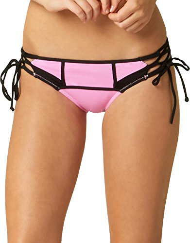 Fox Racing Womens Doll Squad Lace Up Bottom Large Cotton Candy
