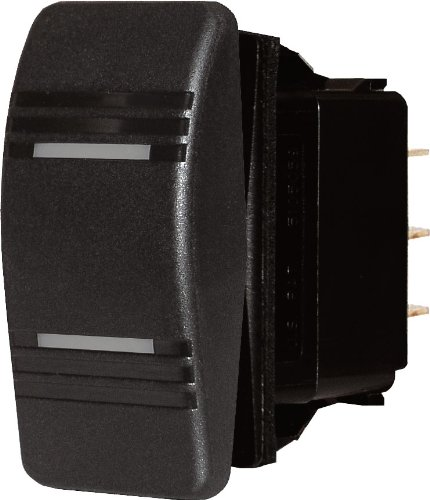 - Blue Sea Systems 8286 Water Resistant Contura Switch
