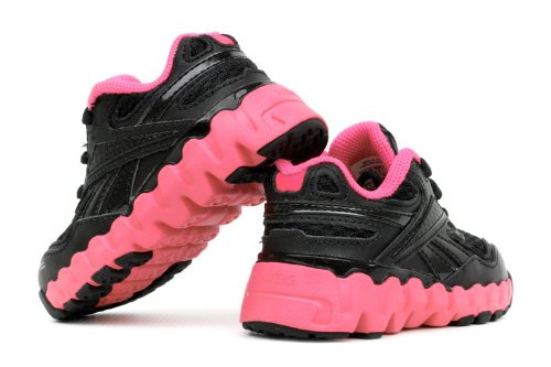 REEBOK Zapatillas Minizig Energy Negro / Rosa EU 22 (US 6)