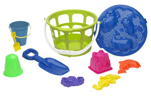 American Plastic Toys Colossal Pail Set