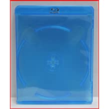 11mm MegaDisc Blu-ray Double Dual Case Premium (Viva Similar Quality) 2 Discs Holder Box 20 pcs/Pack