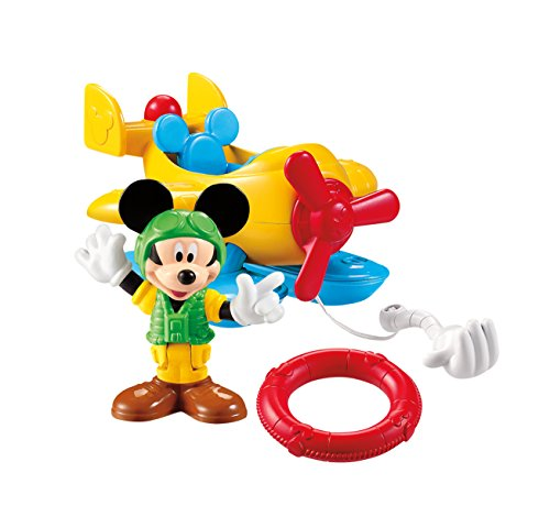 Fisher-Price Disney Mickey Mouse Clubhouse Rescue Plane Playset