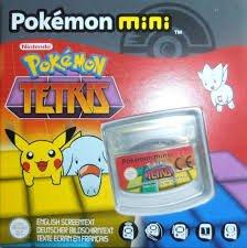 Nintendo Pokémon Shock Mini Tetris