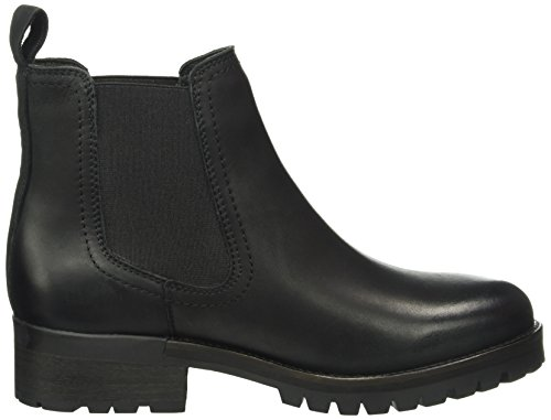 Apple of Eden Damen Monika Chelsea Boots Schwarz (Black)