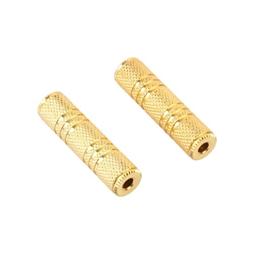 2PCS Gold-plated Display Port DP Male to Female Adapter Converter - 6