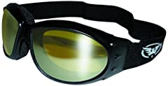 Global Vision Eyewear goggles provide ultimate protection for extreme adventurers. The goggles are made with a variety of shades, styles and features. Choosing the perfect eyewear for going the distance makes the difference. Each pair comes w...