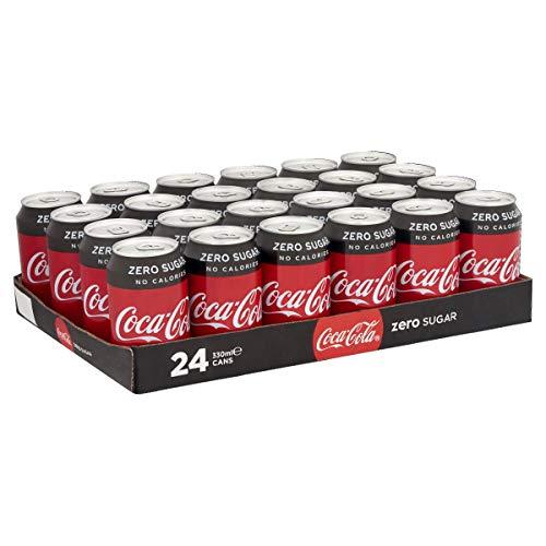 Coca-Cola Zero Sugar Tray, 24 x 33 ml