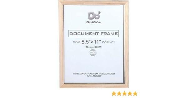 Amazon.com - Bulk Buys Document Frame 8.5 X 11 In - Case of 12 -