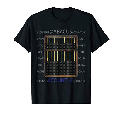Outdoor Fashion Inc: Vintage Abacus T-shirt - Graphic Tee