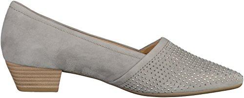 Zapatos Casuales De Mujer De Azalea Gabor Ante Piedra