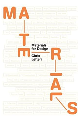 Materials for design : Edition en anglais