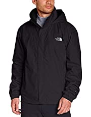 The North Face Resolve Chaqueta Impermeable, Hombre