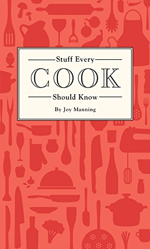 Amazon stuff every cook should know stuff you should know stuff every cook should know stuff you should know by manning joy fandeluxe Document