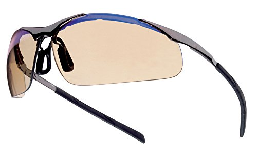 Bolle - Bolle - Bolle Safety Glasses Contour Esp - Metal Frame