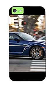Cute High Quality Iphone 5c Blue Gtr On Street Case