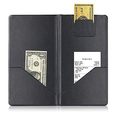 Amazon.com: Porta cuentas para clientes con pliegue al ...