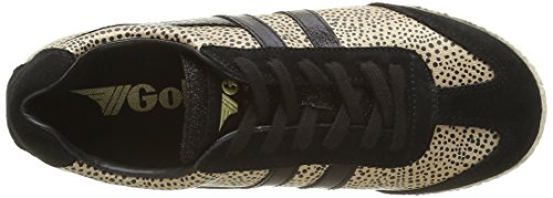 Harrier gold Gola Sneaker Donna Oro black Safari pnwq8zaRx