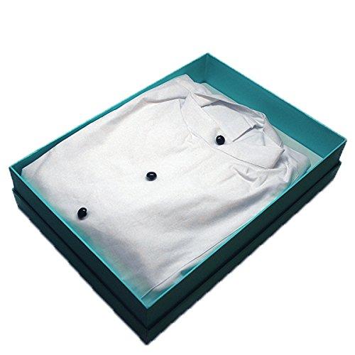 Tuxedo Sleep Shirt, Audrey Hepburn Breakfast at Tiffany's, Cotton, White (petite)