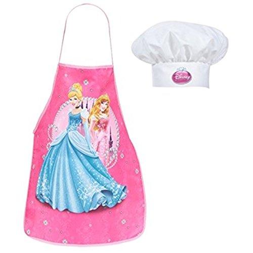Princess Apron (Disney Princess apron and chef hat)