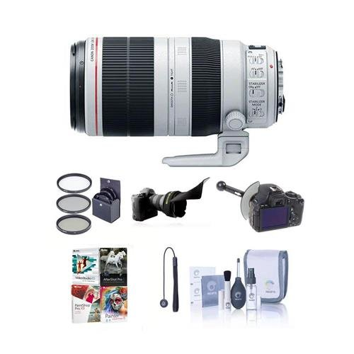 Canon EF 100-400mm f/4.5-5.6L IS II USM Zoom Lens, USA - Bun