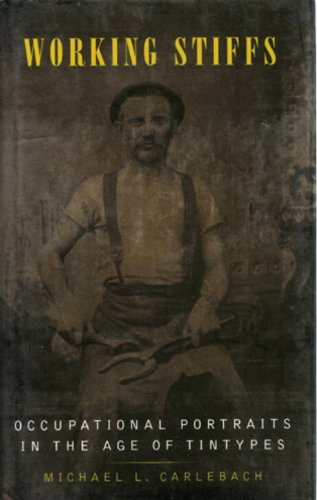(Working Stiffs: Occupational Portraits in the Age of Tintypes)