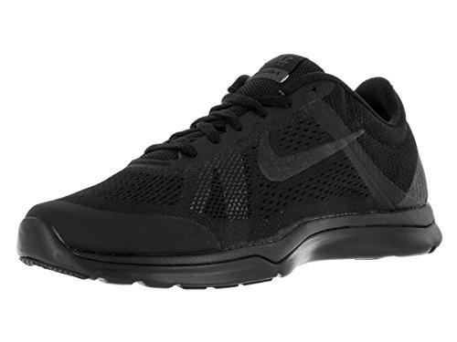 Nike Womens In-Season Tr 5 Training Shoe Black/Black/Blac...