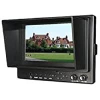 Lilliput 569GL-50NP/HO/Y 5 TFT 16:9 LCD Field Monitor HDMI IN & OUT for Full HD Video Camera 1920x1080