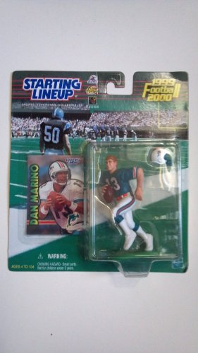 Dan Marino 1999-2000 Miami Dolphins - Starting Lineup Collectible Sport Action Figure